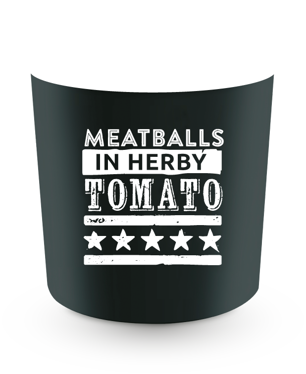 Meatballs in Herby Tomato Pot